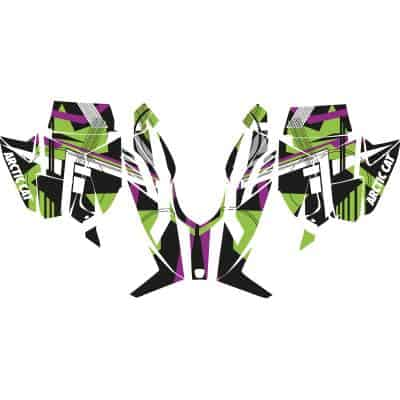 ARCTIC CAT WRAP 001