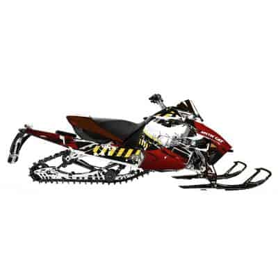 ARCTIC CAT 003 SLED WRAP