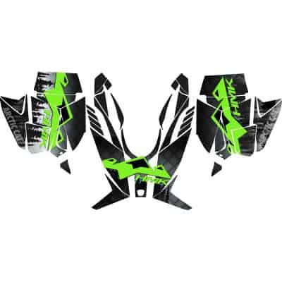 ARCTIC CAT 004 WRAP