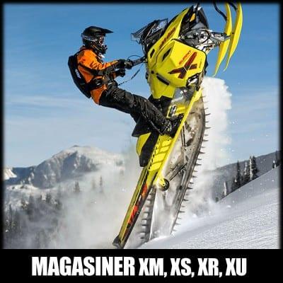 XM / XS / XR / XU