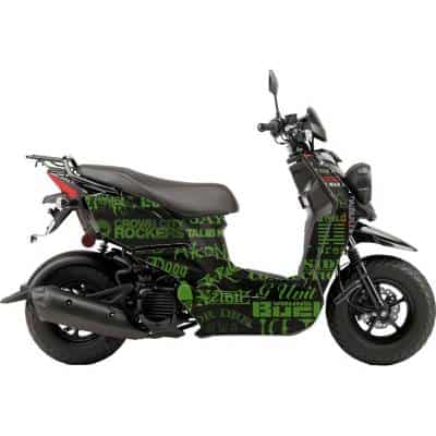 Scooter Wrap Hip Hop
